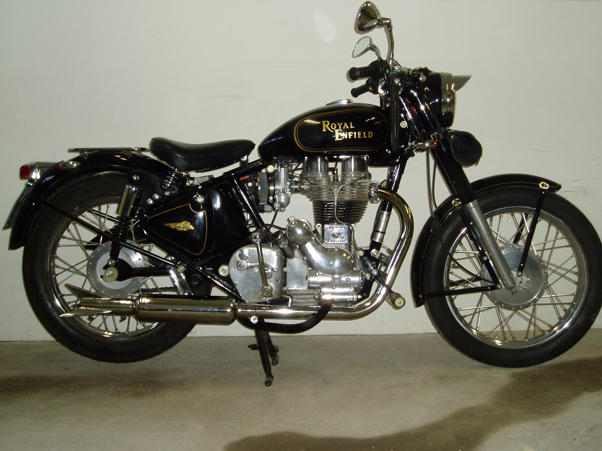Enfield bullet photo - 4