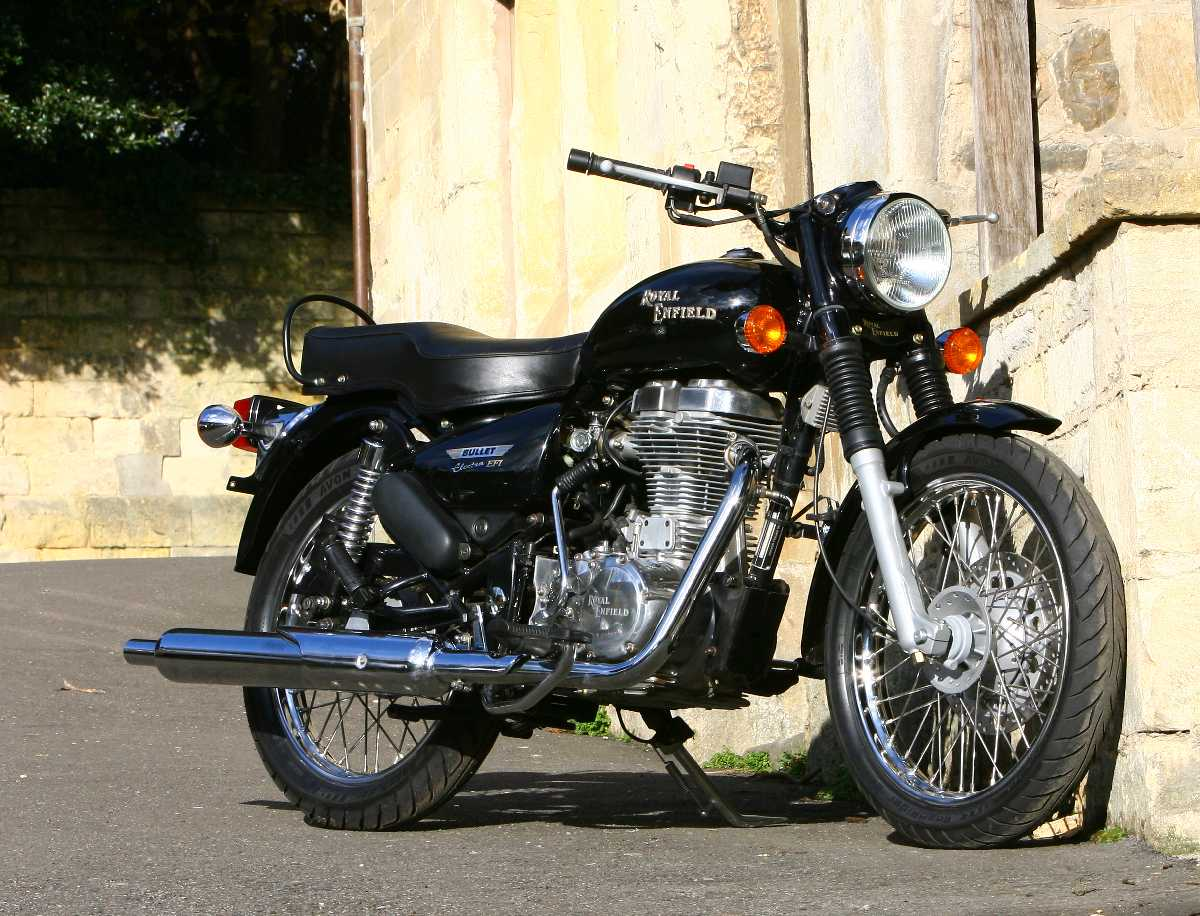 Enfield thunderbird photo - 3