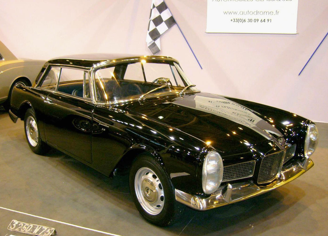 Facel vega facellia photo - 1
