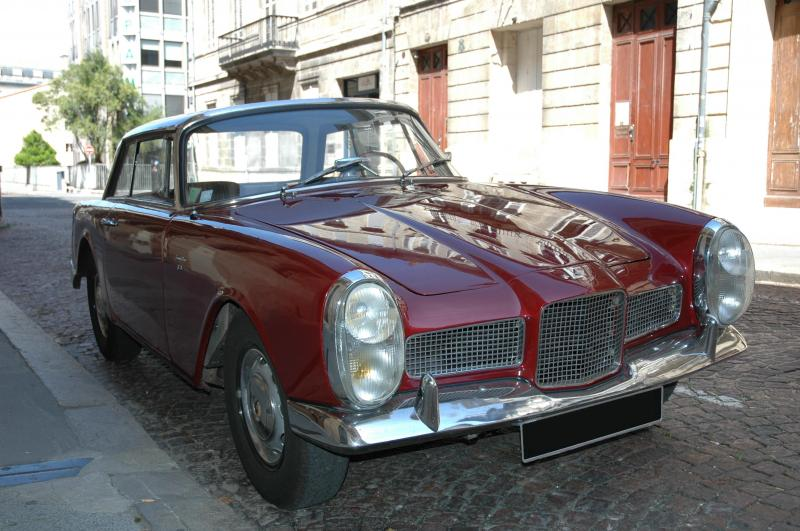 Facel vega facellia photo - 4