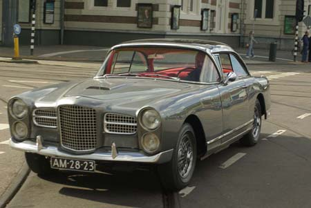 Facel vega fv1 photo - 2