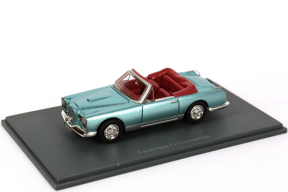 Facel vega fv1 photo - 3