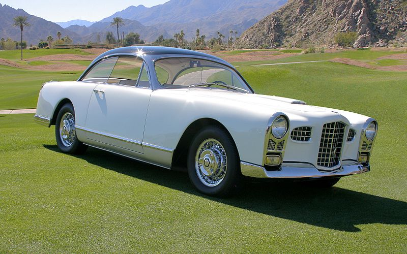 Facel vega fv1 photo - 4