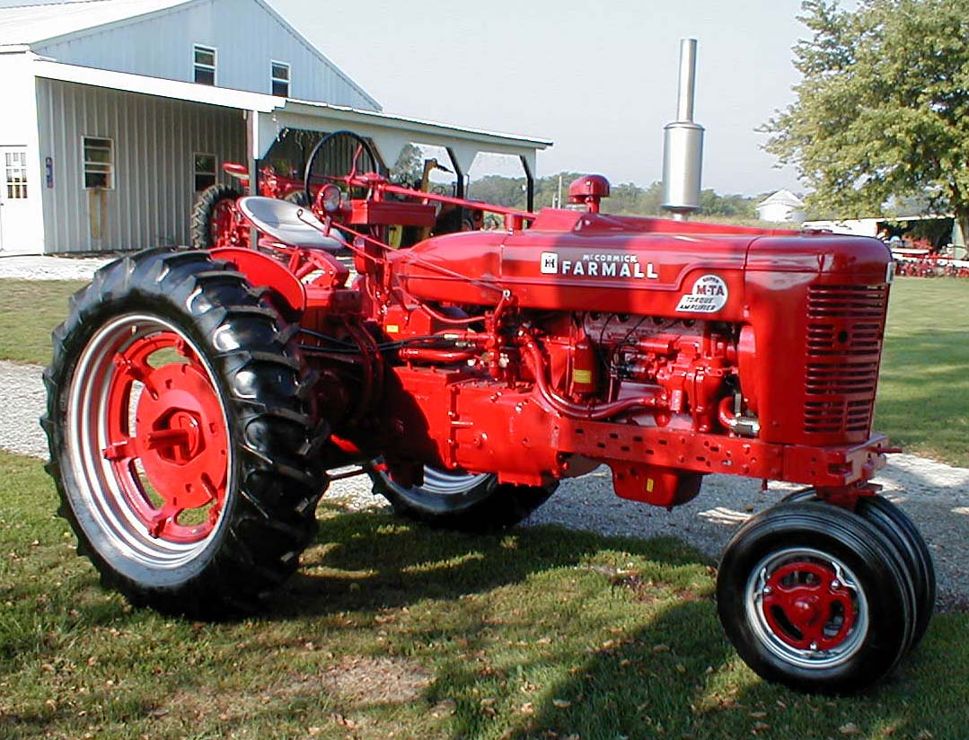Farmall super photo - 1