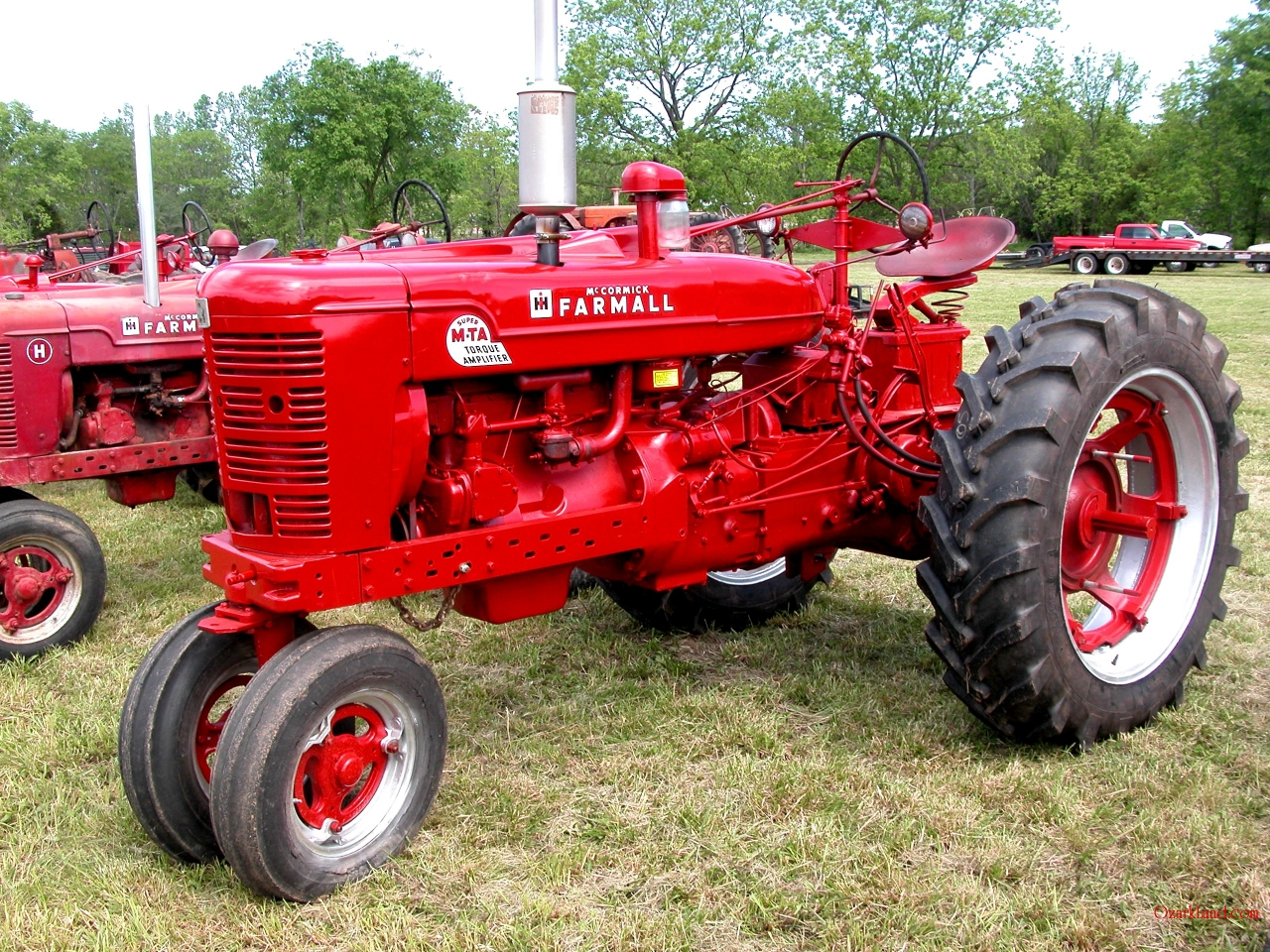 Farmall super photo - 2