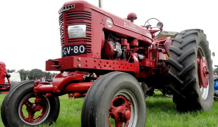 Farmall super photo - 3