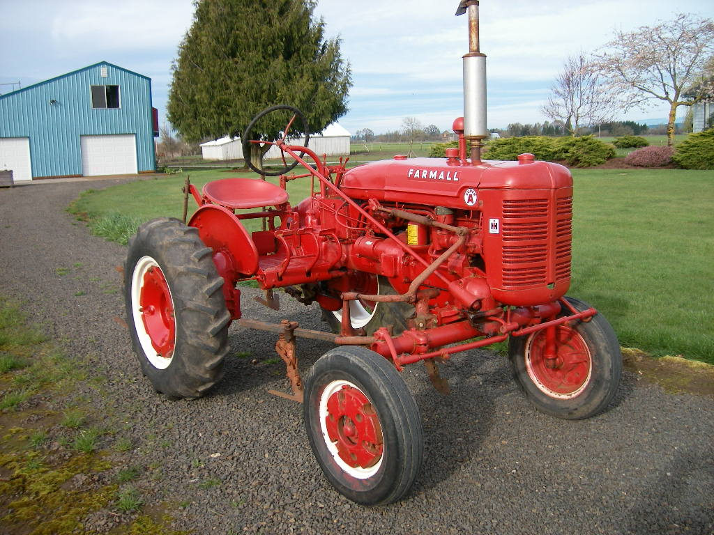 Farmall super photo - 4