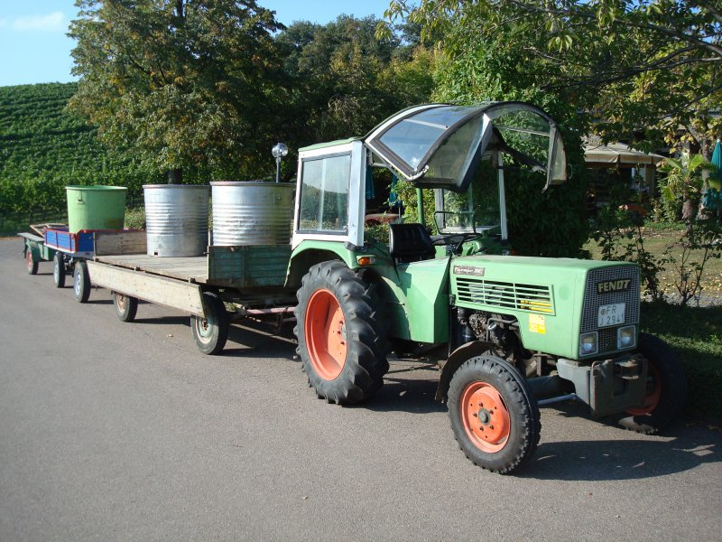 Fendt farmer photo - 2