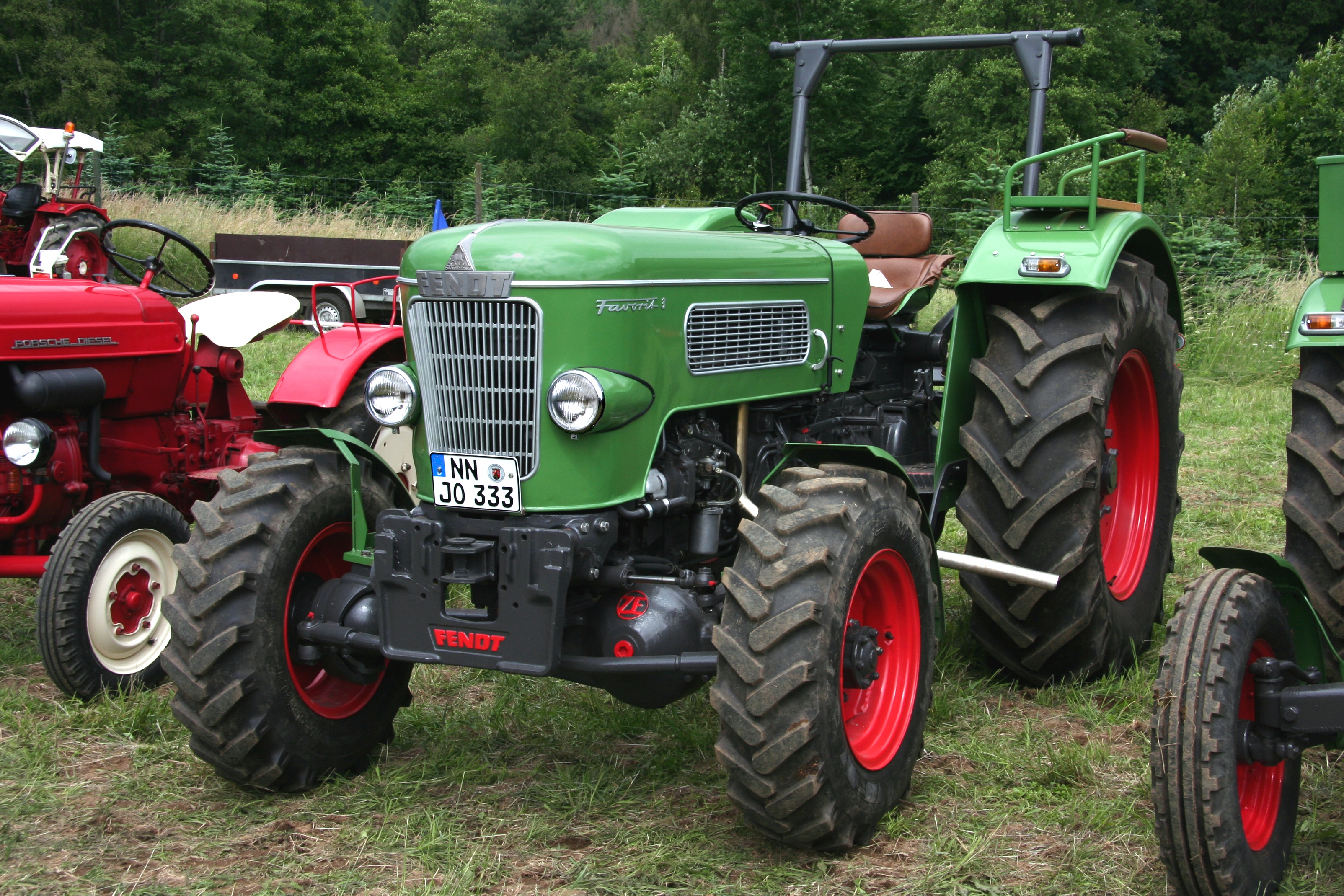 Fendt farmer photo - 3