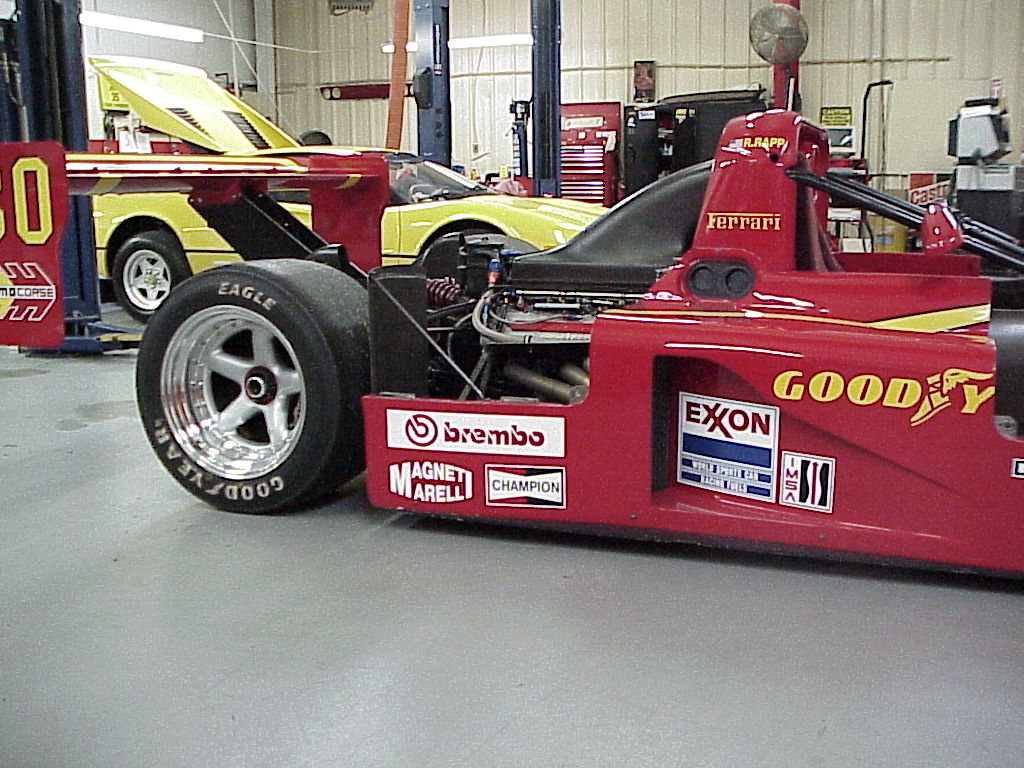 Ferrari 333sp photo - 3