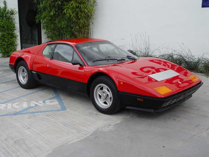 Ferrari 512bb photo - 1