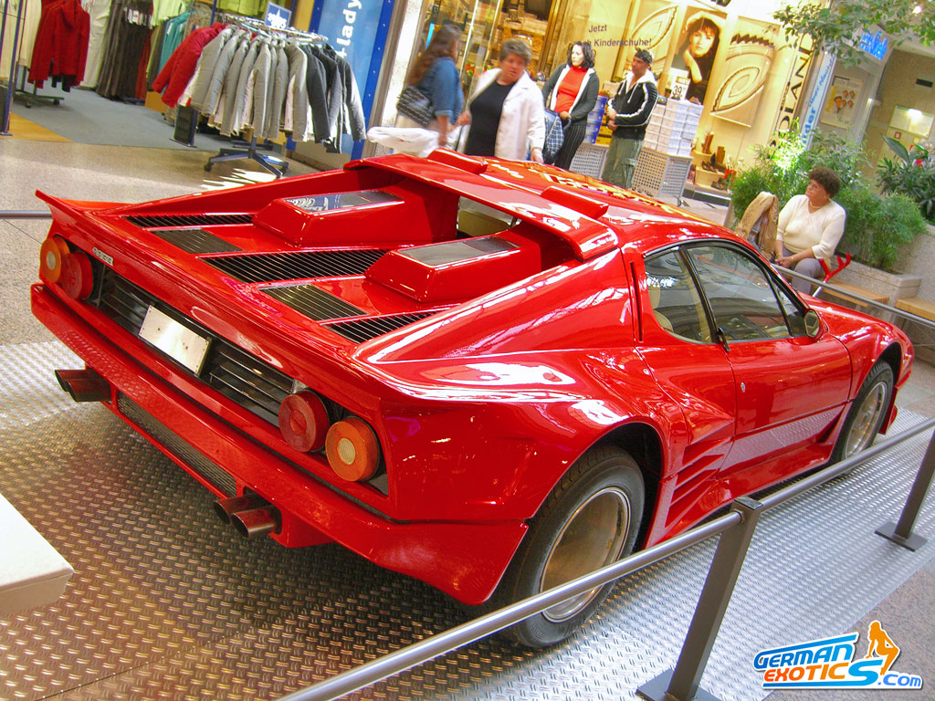 Ferrari 512bb photo - 2
