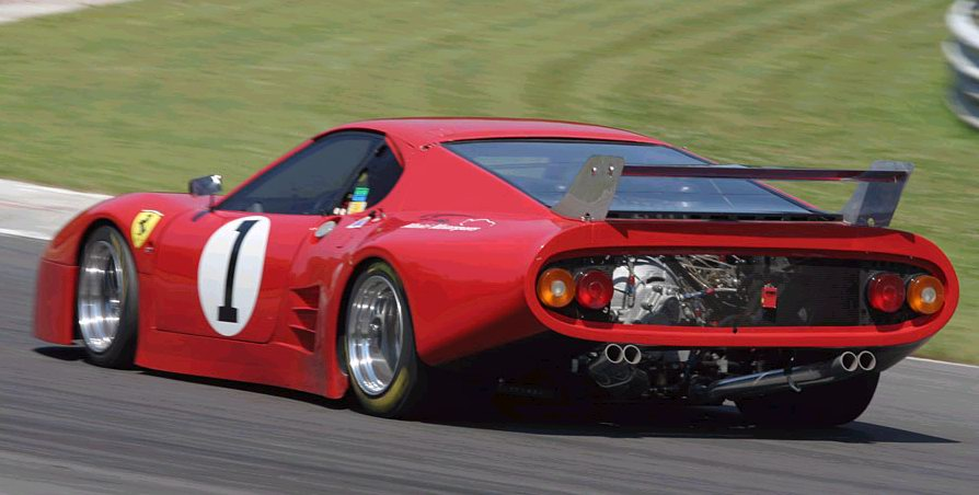Ferrari 512bb photo - 3