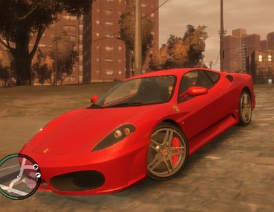 Ferrari gta photo - 3