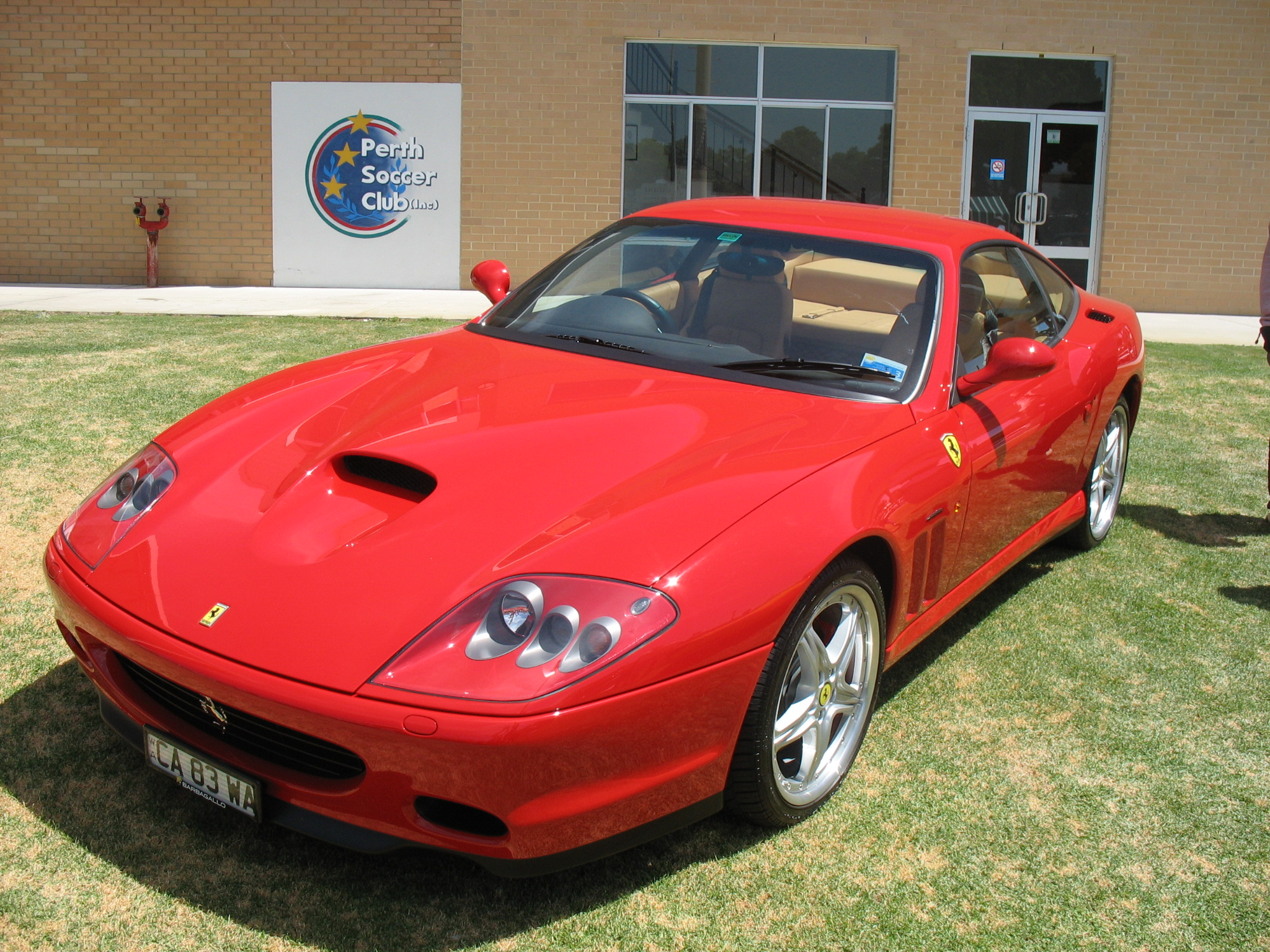 Ferrari maranello photo - 3