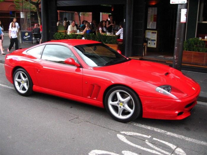 Ferrari maranello photo - 4