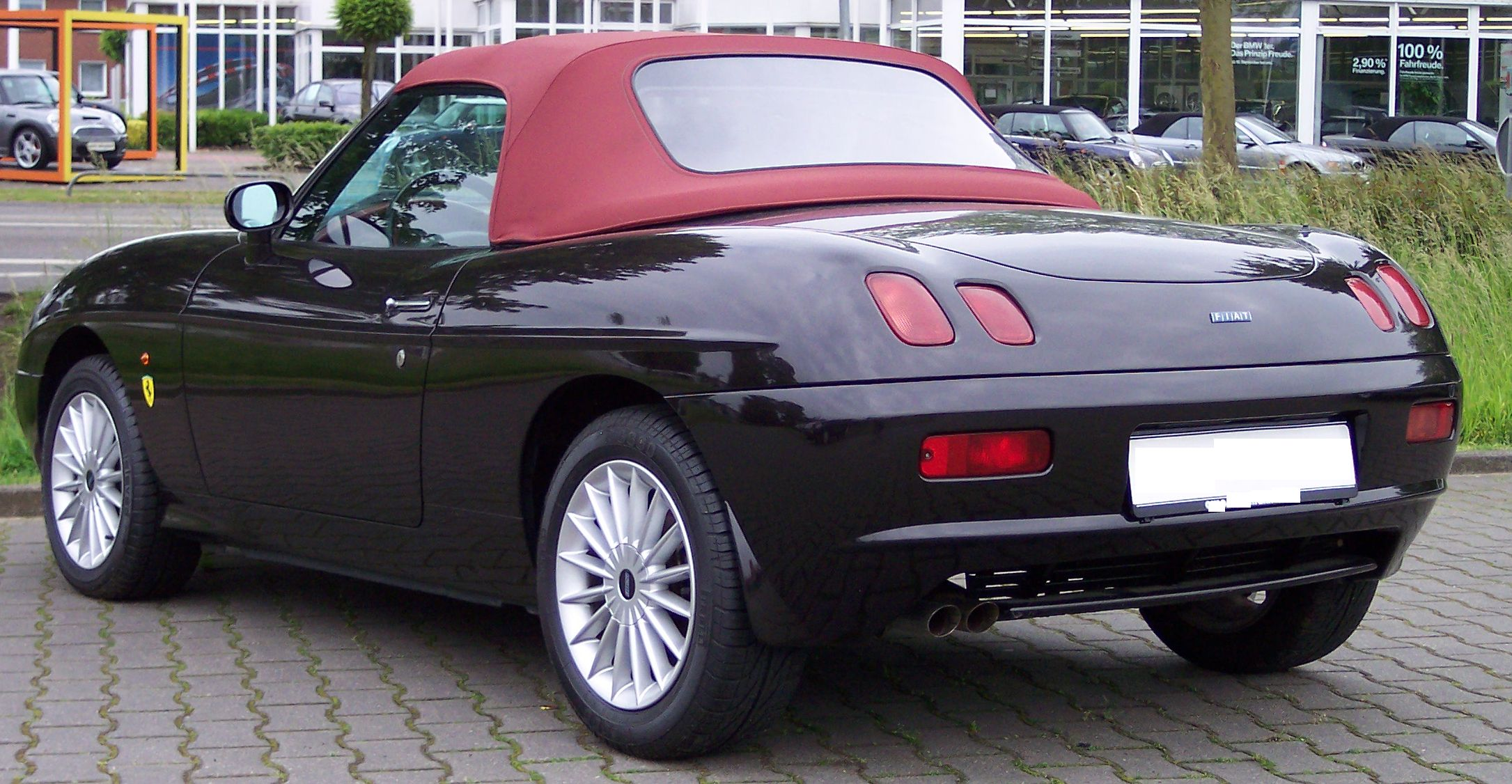 Fiat barchetta photo - 1
