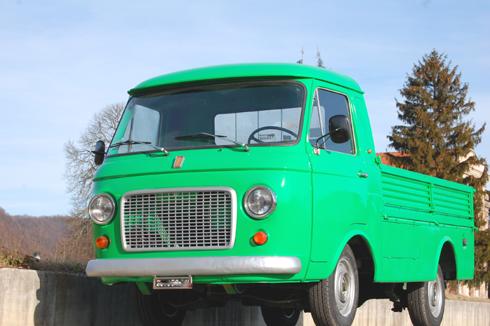 Fiat camioncino photo - 1
