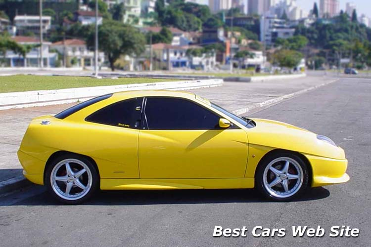 Fiat coupe photo - 1