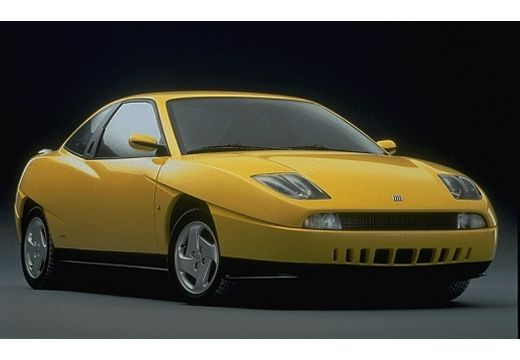Fiat coupe photo - 2