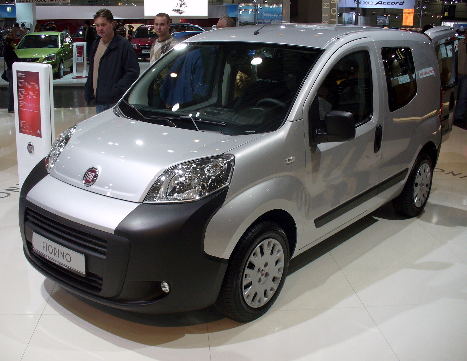 Fiat fiorino photo - 1