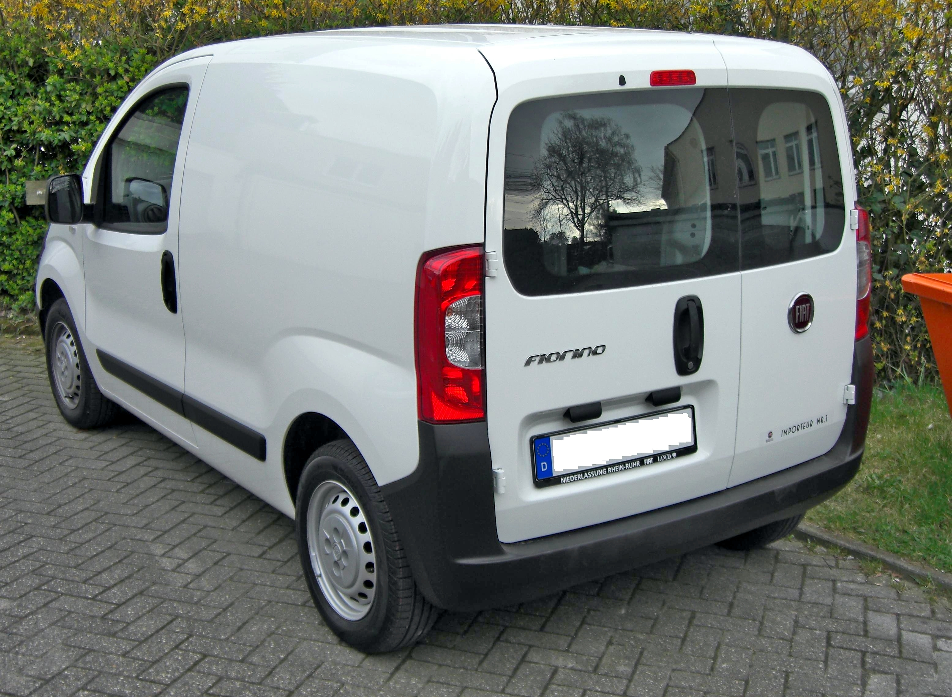 Fiat fiorino photo - 3