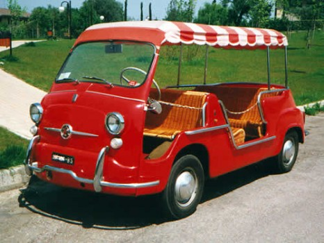 Fiat jolly photo - 3
