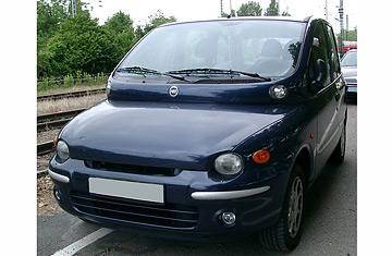 Fiat multipla photo - 2