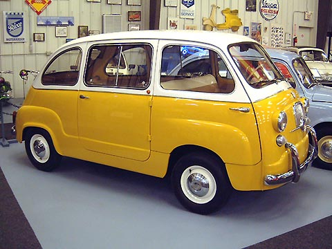 Fiat multipla photo - 3
