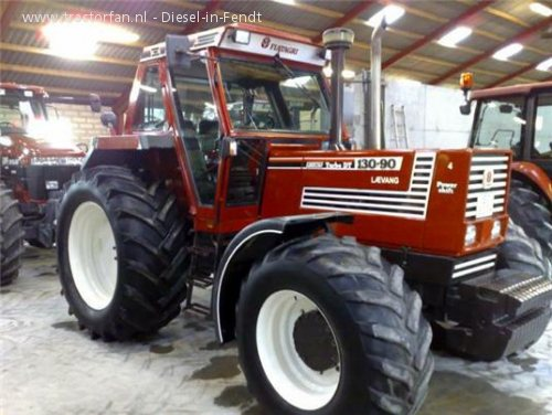 Fiatagri 130-90 photo - 1