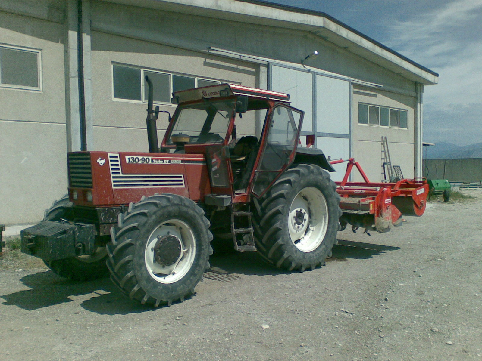 Fiatagri 130-90 photo - 3