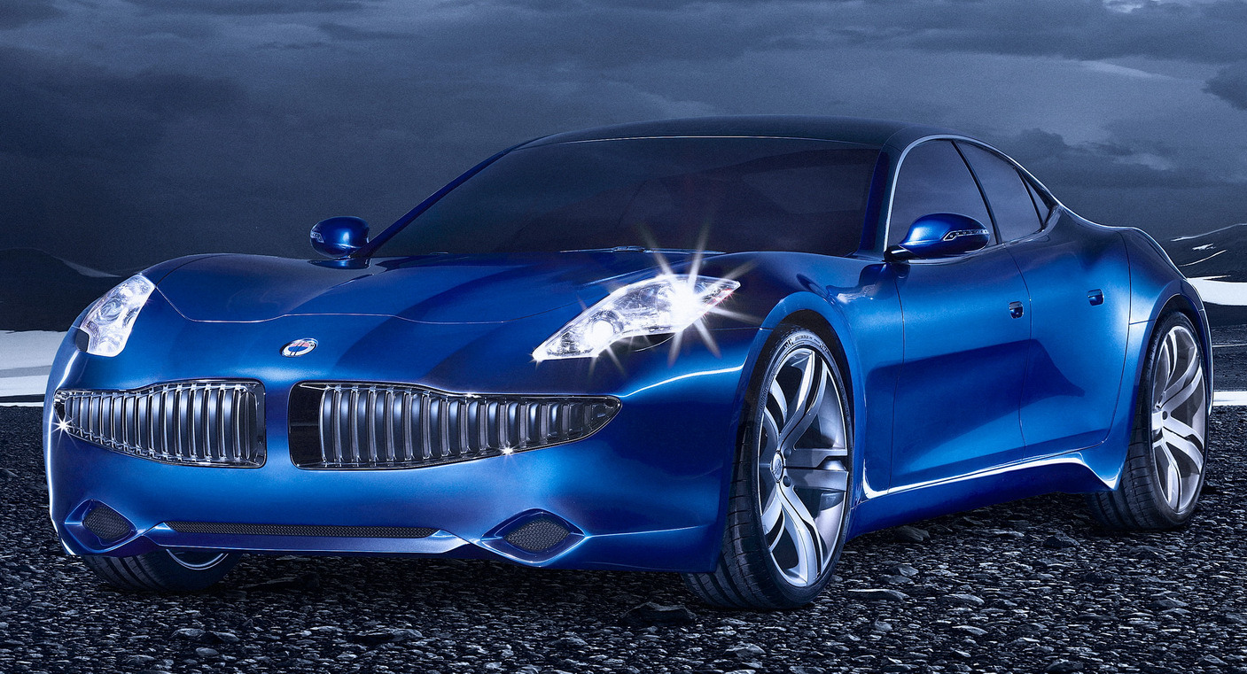 Fisker karma photo - 1