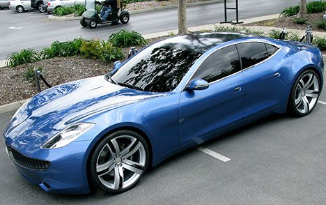 Fisker karma photo - 2