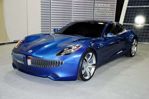 Fisker karma photo - 3