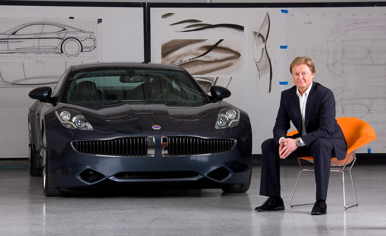 Fisker karma photo - 4