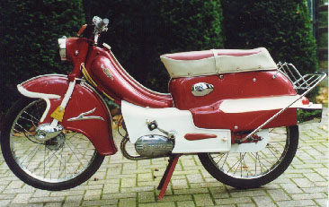 Flandria moped photo - 1