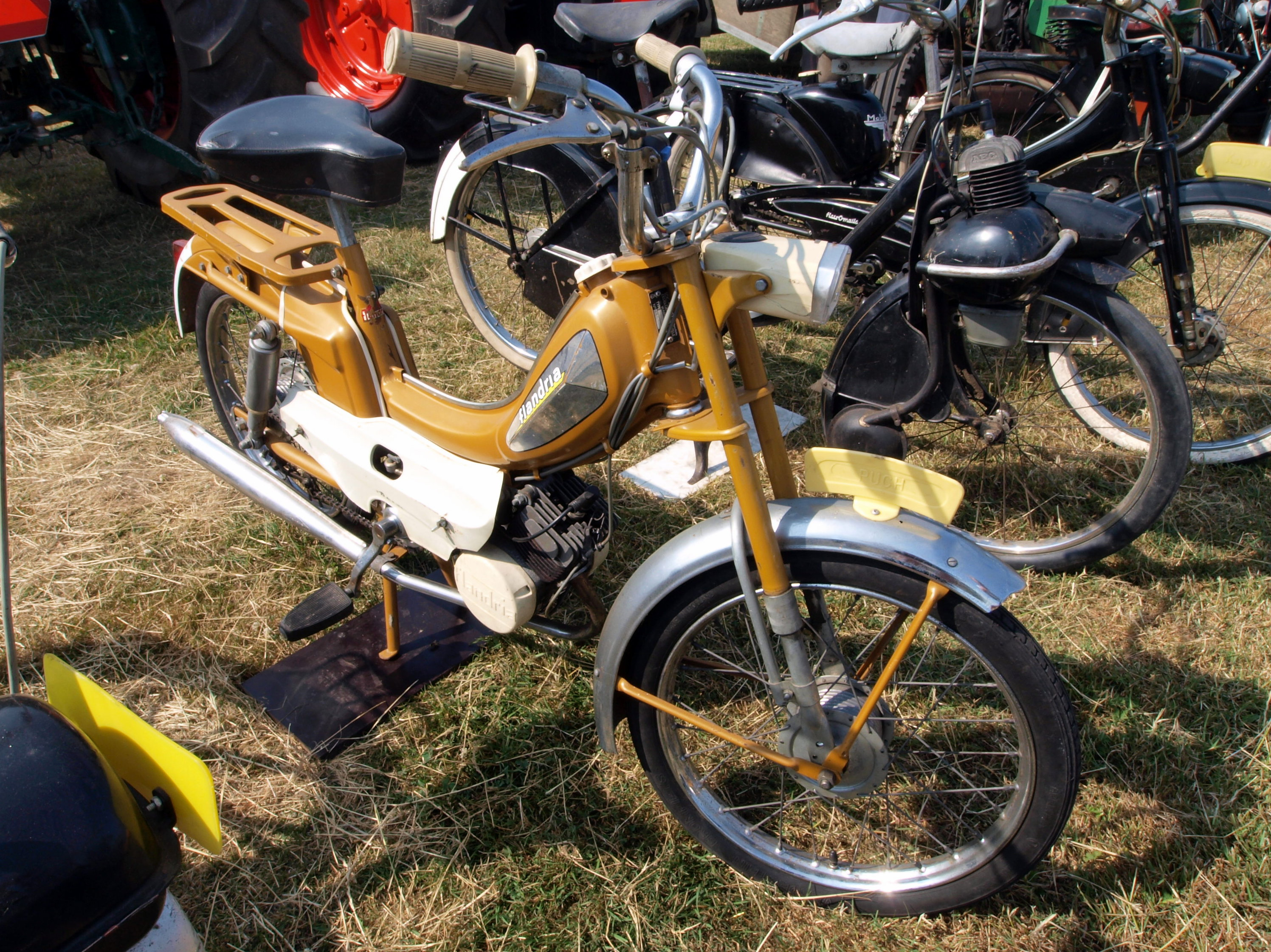 Flandria moped photo - 2
