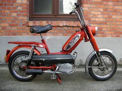Flandria moped photo - 3
