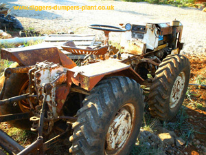 Foden tractor photo - 1