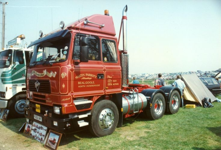 Foden tractor photo - 3
