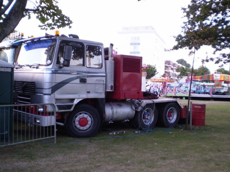 Foden tractor photo - 4