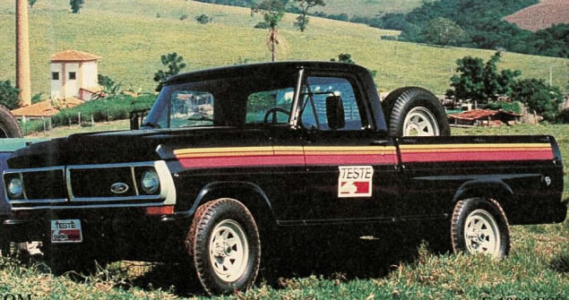 Ford 1000 photo - 4