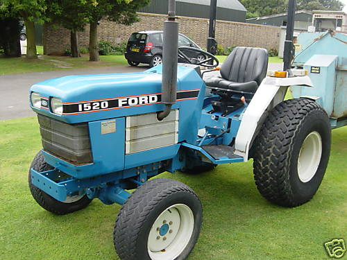 Ford 1520 photo - 3