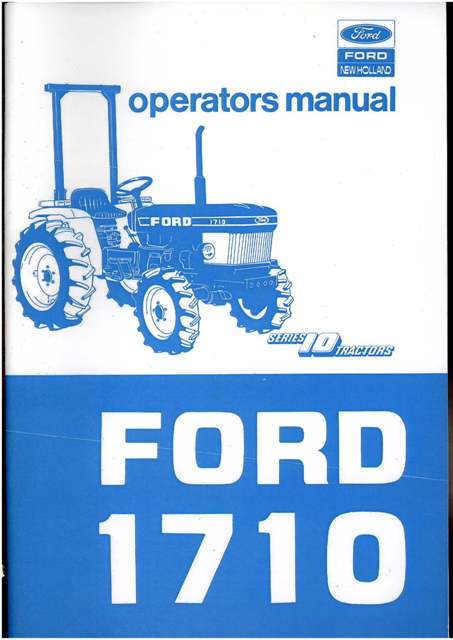 Ford 1710 photo - 4