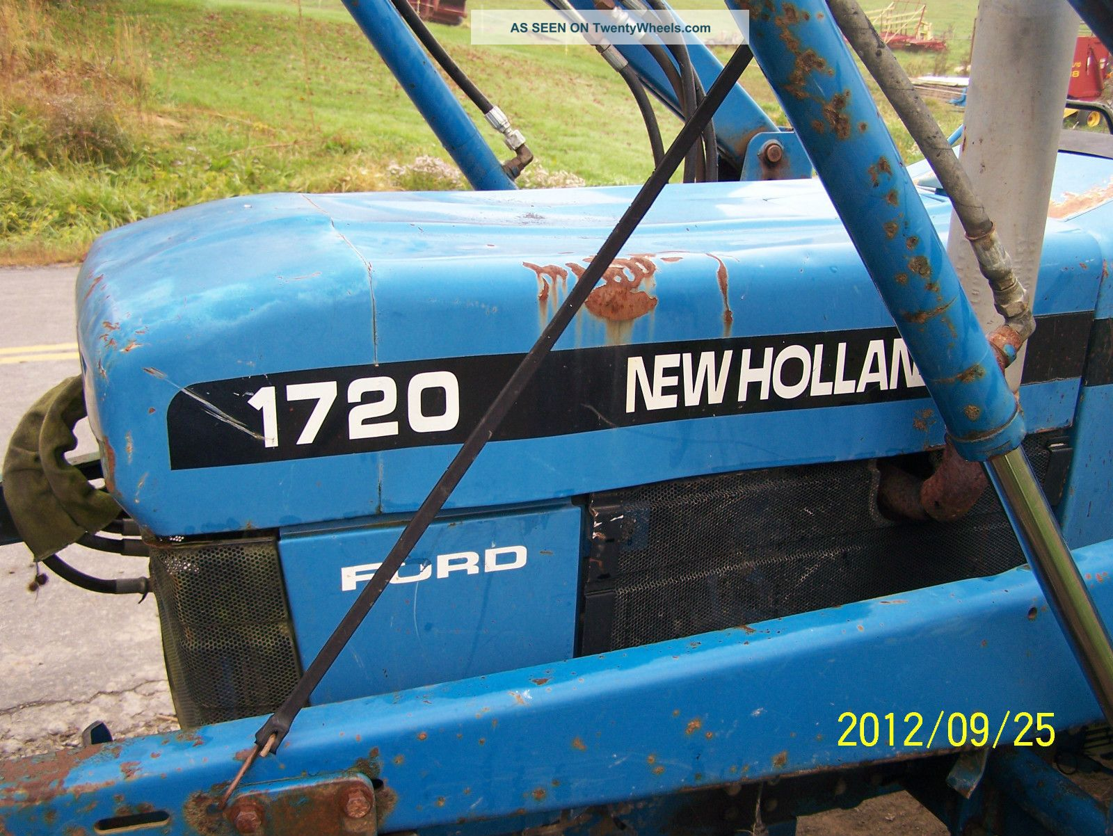 Ford 1720 photo - 3