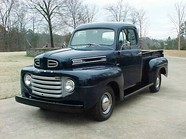 Ford 1952 photo - 1