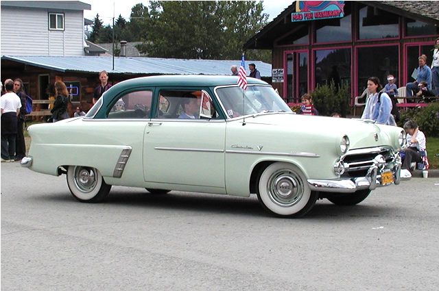 Ford 1952 photo - 3
