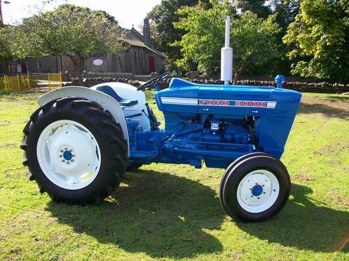 Ford 3000 photo - 1