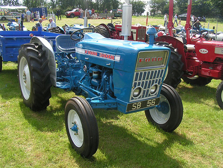 Ford 3000 photo - 2