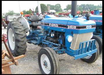 Ford 3610 photo - 1